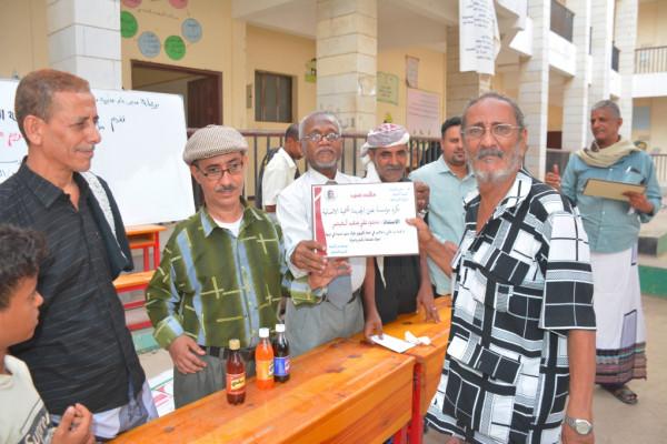 عدن الجديدة للتنمية تدشن مشروع تكريم (100) معلم من قدامى المعلمين
