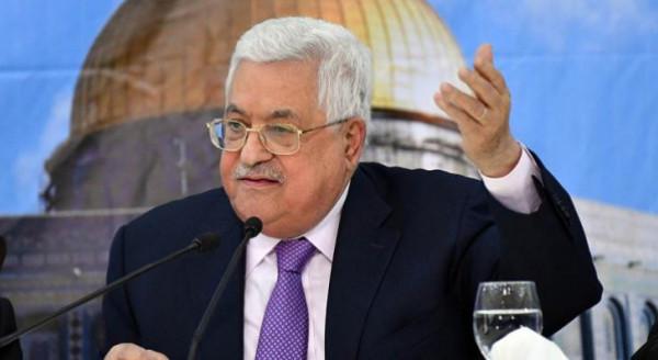 الرئيس عباس يدعو لاجتماع عاجل لمناقشة اتفاق السلام الإسرائيلي الإماراتي