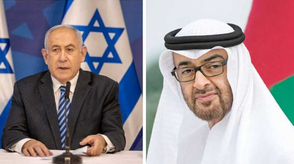أول رئيس عربي يُرحب باتفاق السلام بين إسرائيل والإمارات