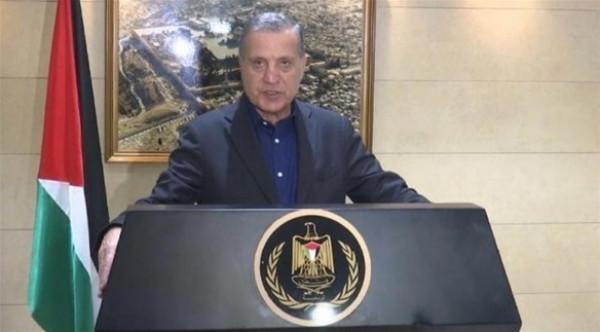 بيان مهم للرئاسة الفلسطينية بشأن الإعلان الأمريكي الإماراتي الإسرائيلي