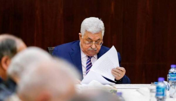 أول خطوة من القيادة الفلسطينية رداً على اتفاق السلام الإماراتي الإسرائيلي