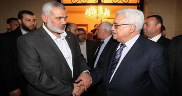 تفاصيل اتصال هاتفي بين الرئيس عباس وهنية بشأن الاتفاق الإماراتي الإسرائيلي
