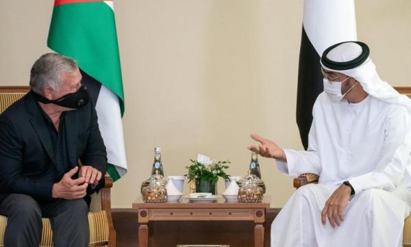 الأردن يُعلق على اتفاق السلام الإماراتي الإسرائيلي بالرعاية الأمريكية
