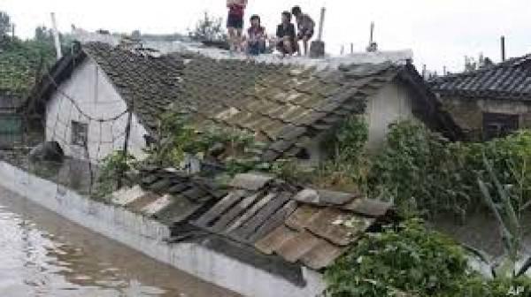 فيضانات كوريا الشمالية: 22 قتيلا وأربعة مفقودين