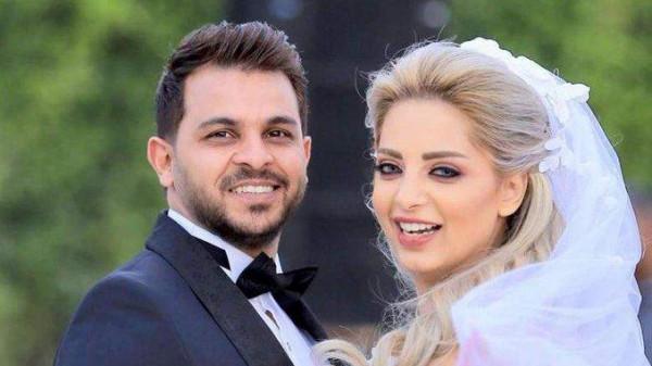حقيقة إنفصال الفنان محمد رشاد عن زوجته المذيعة مى حلمى