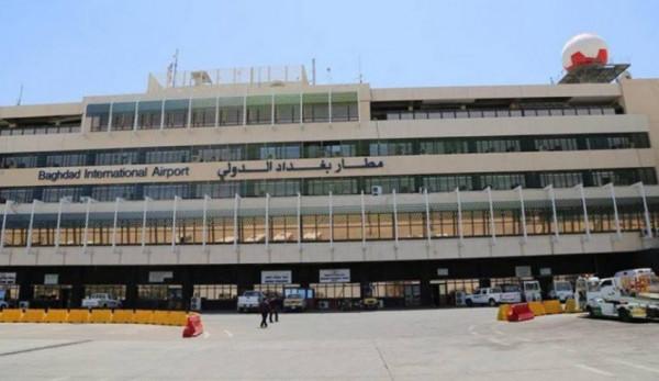 سقوط ثلاثة صواريخ (كاتيوشا) في محيط مطار بغداد