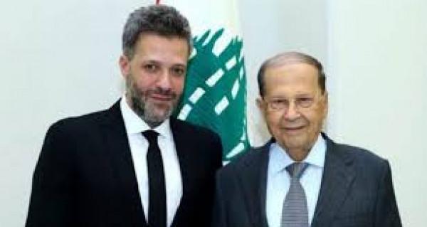 زين العمر ينسحب من حزب الرئيس اللبناني
