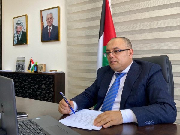 الوزير أبو سيف: الجبهة الثقافية يجب أن تكون الأقوى بمواجهة التطبيع