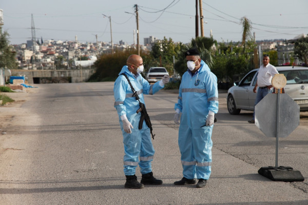 محافظة قلقيلية: أربع إصابات جديدة بفيروس (كورونا) لمخالطين