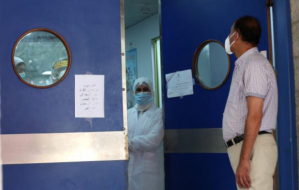 فلسطين: استمرار الارتفاع الكبير بمعدل الإصابات اليومية بفيروس (كورونا)