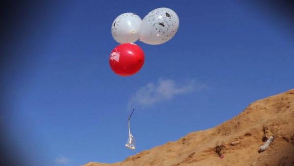 """محلل إسرائيلي: يجب الرد على البالونات الحارقة بطريقة """"عقلانية"""""""
