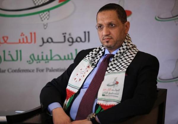 معتز المسلوخي: الإمارات لا تملك صفة قانونية لتمثيل الشعب الفلسطيني