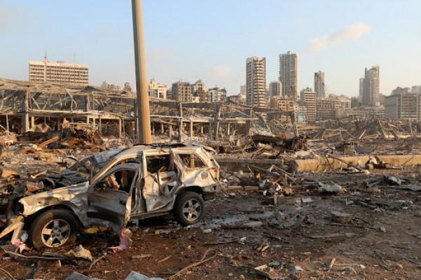 الرئيس اللبناني: فرضيات انفجار مرفأ بيروت لا تزال قائمة