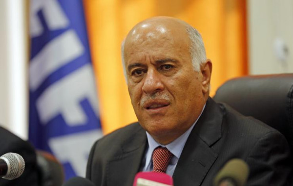 شاهد: الرجوب: محمد دحلان جزء من الاتفاق الإماراتي الإسرائيلي ومطرود من فتح