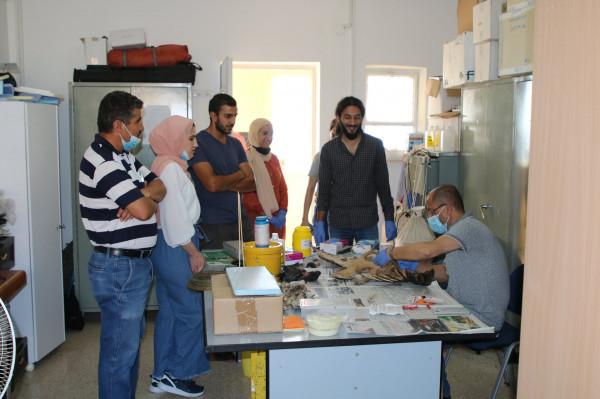 جامعة بيت لحم تعقد ورشة علمية في التحنيط