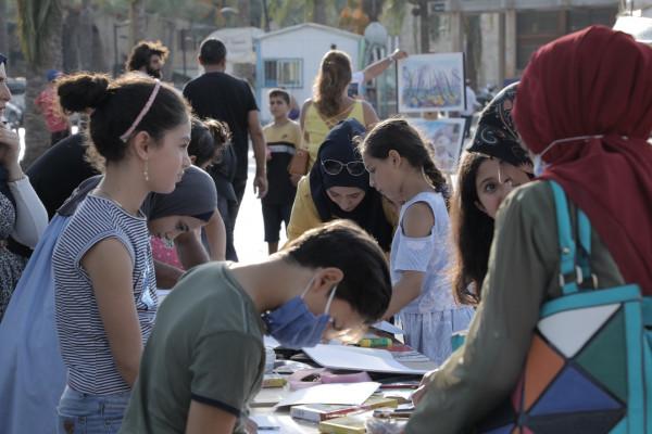 مسرح إسطنبولي يُطلق معرضاً من مرفأ صور تحية الى مرفأ بيروت