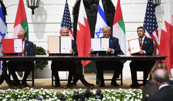 نتنياهو: صواريخ غزة هدفها عرقلة اتفاقيات السلام مع دول الخليج | دنيا الوطن