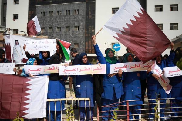 قيادي بحماس: أعلام الاحتلال تُعانق أعلام الإمارات والبحرين وعلم قطر يُعانق أرض غزة