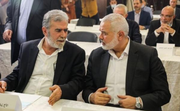 الكشف عن تفاصيل الاجتماع القيادي بين حماس والجهاد الإسلامي في بيروت