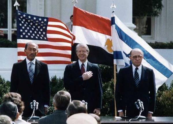 بمثل هذا اليوم.. توقيع اتفاقية السلام بين مصر وإسرائيل