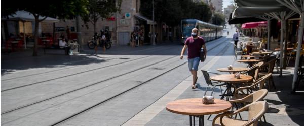 اليوم.. فرض إغلاق شامل في إسرائيل لمواجهة تفشي فيروس (كورونا)