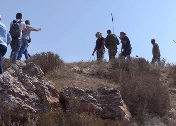 قيادي بالديمقراطية: جرحى بصدامات في عصيرة القبلية بين المتظاهرين والمستوطنين وقوات الاحتلال