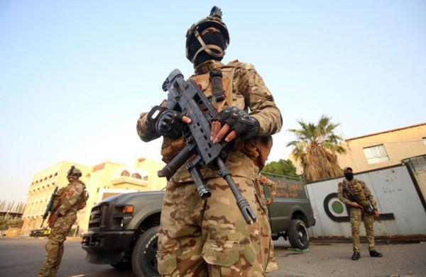 إصابة جندي عراقي بانفجار عبوة استهدفت التحالف الدولي بمحافظة صلاح الدين
