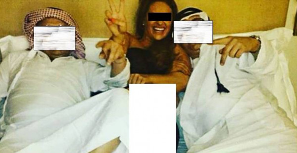 اتهمها زوجها بالزنا.. نشر صور السيدة المصرية صاحبة 73 مقطعًا جنسيًا مع إماراتيين
