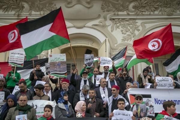 أبو بكر: نُشيد بمواقف نقابة الصحفيين التونسيين الداعمة لحقوق الشعب الفلسطيني