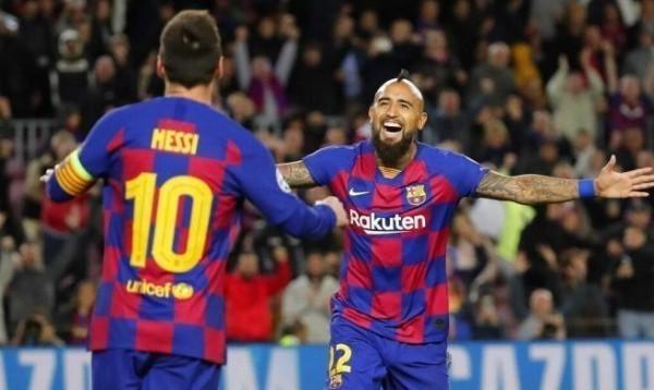 إنتر ميلان يتفق مع برشلونة على ضم فيدال