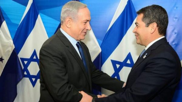 رئيس هندوراس: نأمل بأن ننقل سفارتنا إلى القدس هذا العام