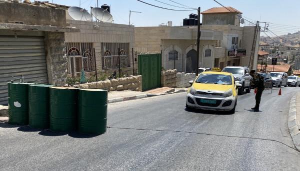 بيت لحم: إغلاق مسجدٍ بقرية العساكرة شرق المحافظة بسبب (كورونا)