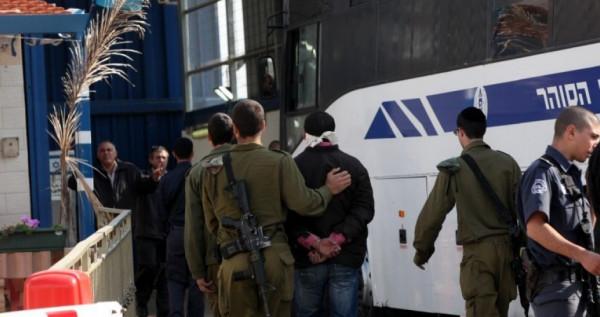 الاحتلال يعتقل أسيرًا مقدسيًا لحظة الإفراج عنه