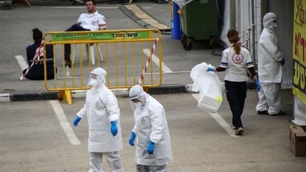 إسرائيل تدخل حالة الخطر والطوارئ في المستشفيات بسبب (كورونا)