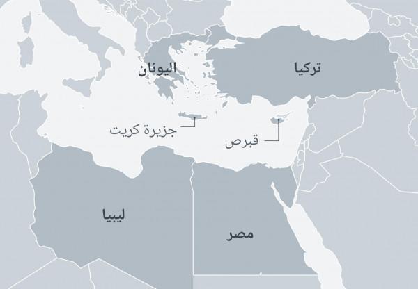 زلزال بقوة 3.9 ريختر في تركيا ويشعر به سكان مصر