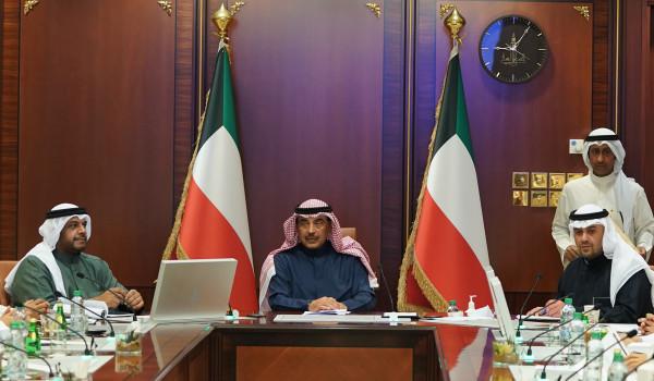 """مجلس الوزراء الكويتي: نؤكد على مركزية القضية الفلسطينية باعتبارها """"قضية العرب والمسلمين الأولى"""""""