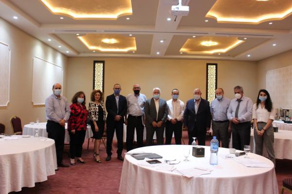 الهيئة العامة للمؤسسة الفلسطينية للتعليم من أجل التوظيف تختتم اجتماعها السنوي العادي