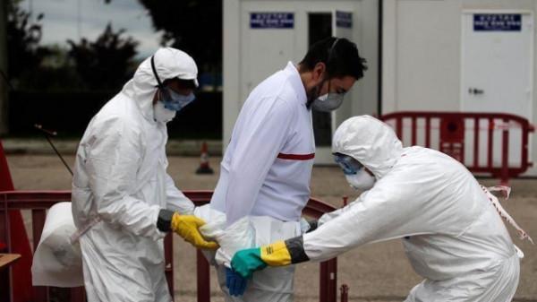 شاهد: الصحة بغزة تنشر الخارطة الوبائية لفيروس (كورونا)