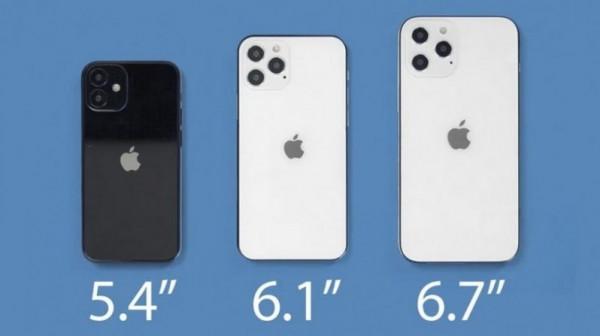 (أبل) تجهّز مفاجأة.. (آيفون 12 ميني) أصغر هاتف على الإطلاق