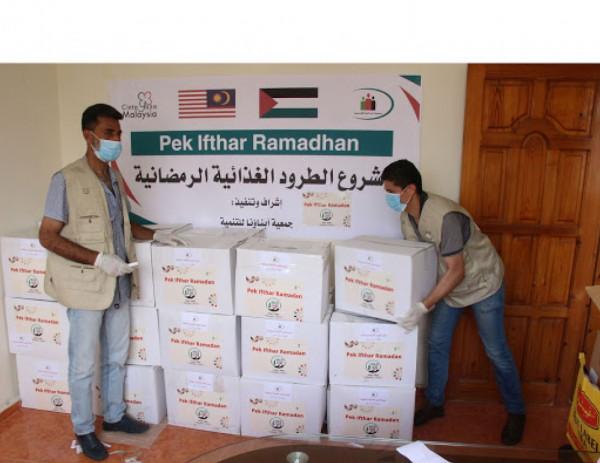 التنمية بغزة تقرر منع تصوير المستفيدين من المساعدات