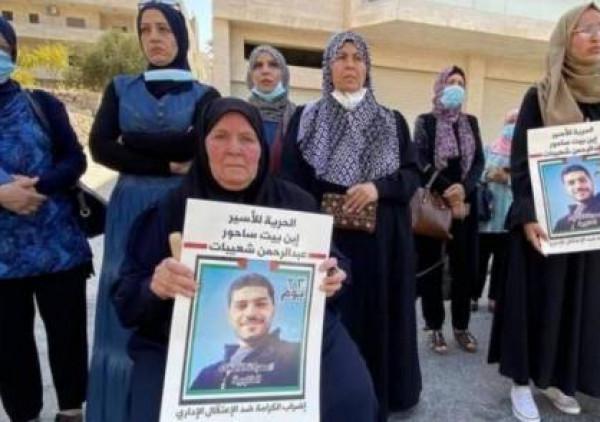 الأسير عبد الرحمن شعيبات يُعلق إضرابه عن الطعام
