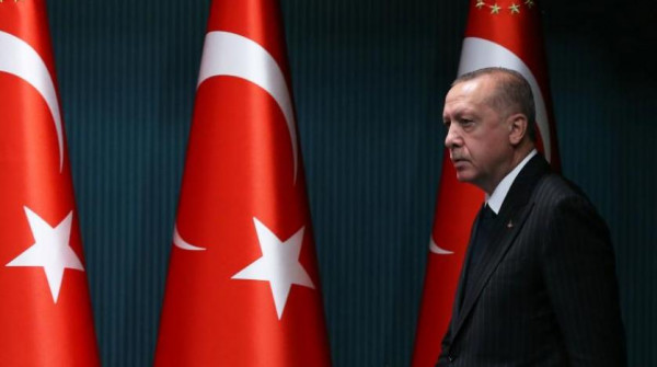 أردوغان: لن ندعم أي خطة لا يكون الشعب الفلسطيني طرفًا فيها