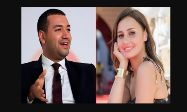 بعد خبر ارتباطهما .. صورة توضح علاقة حلا شيحة بمعز مسعود