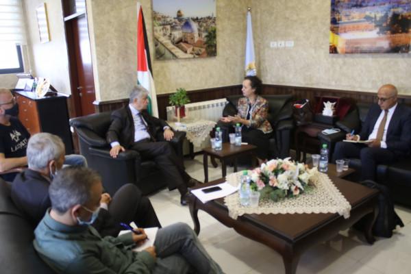 مجدلاني: الوزارة تراجع الملاحظات على التقرير الأولي الخاص باتفاقية حقوق الطفل