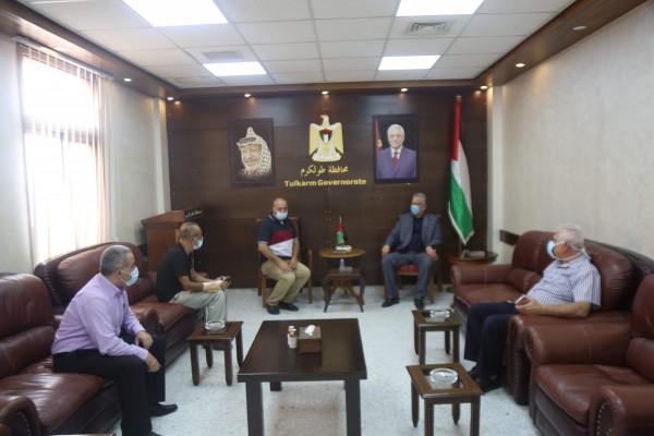 توقيع اتفاقية لصيانة مركز الحجر الصحي تحت رعاية المحافظ أبو بكر