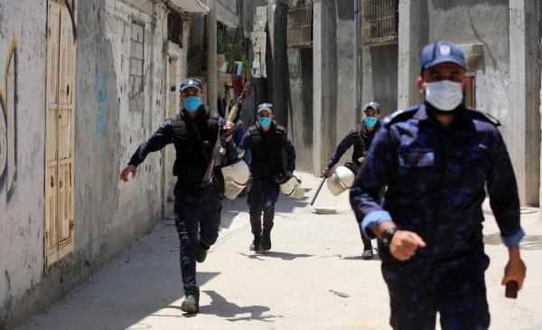 الشرطة بغزة تكشف تفاصيل حول شجار عائلتي بربخ وشراب