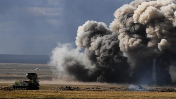روسيا تكشف عن آلية فريدة مضادة للألغام