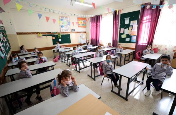 بيت لحم: قرار بإغلاق شعب صفية بمدارس مختلفة بسبب فيروس (كورونا)