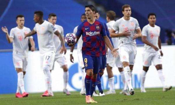 أتليتكو مدريد يتعاقد مع سواريز