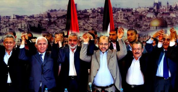 (فتح): بشائر خير سيسمعها الفلسطينيون خلال الساعات القريبة